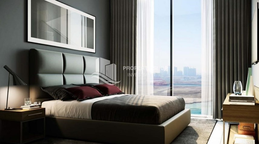 Bedroom-Brand new tower soon to rise in the heart of Reem Island.