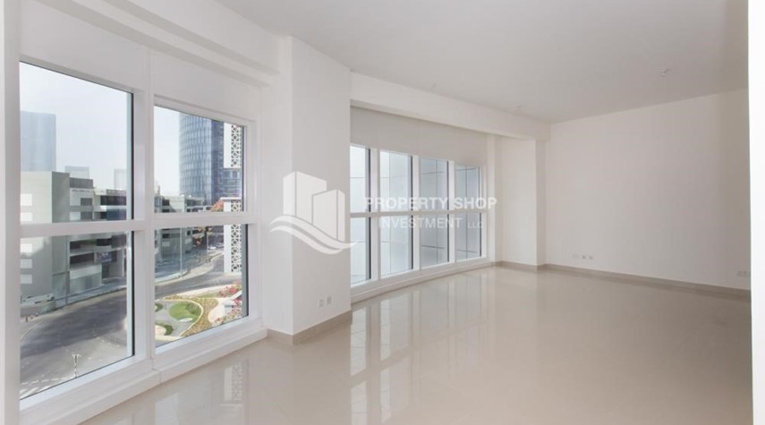 Living Room-1 Bedroom Apartment For Rent In City Of Lights