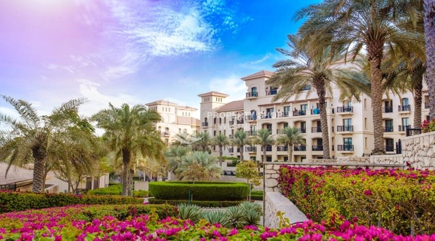 Community-Exclusive Property in Saadiyat Island, 1BR Apt Available for rent!