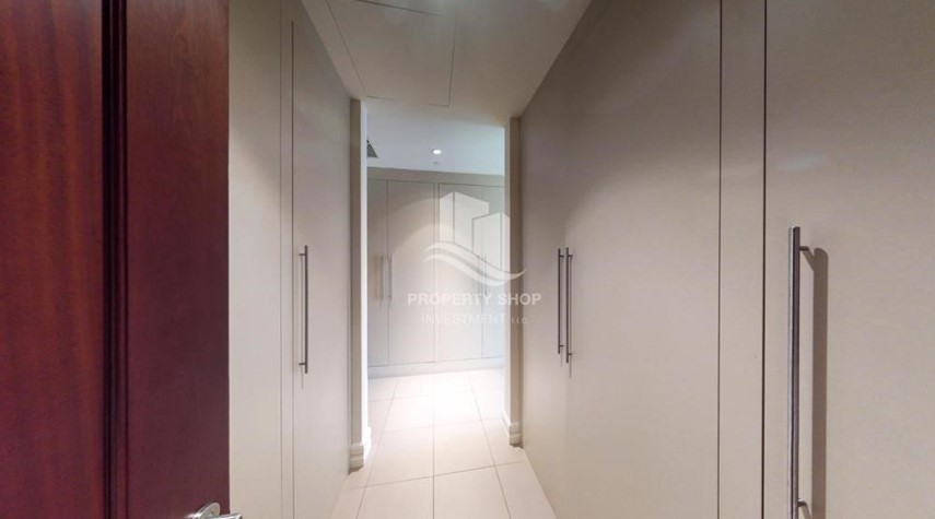 WalkIn Closet-Dazzling 2Br High Floor-Premium Finishes.