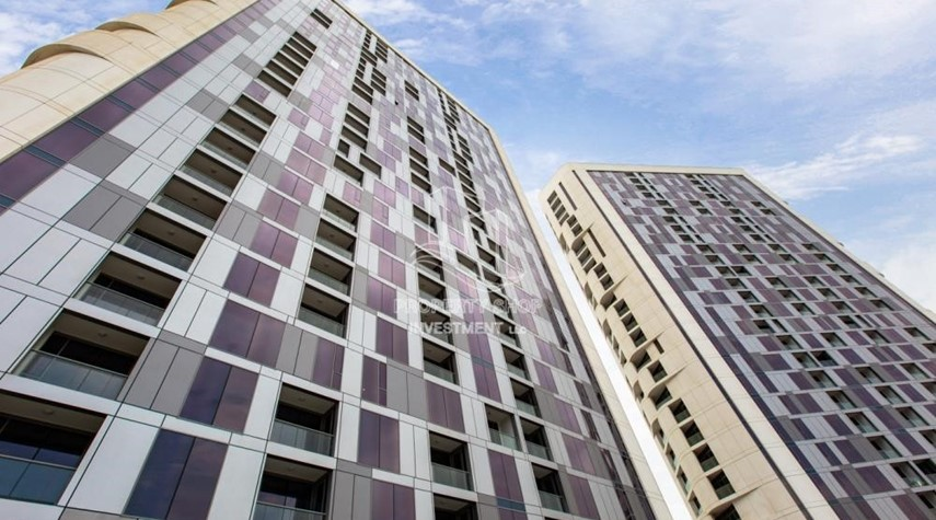 Property-3+1 apartment (corner unit) in Meera Tower available for rent immediately!