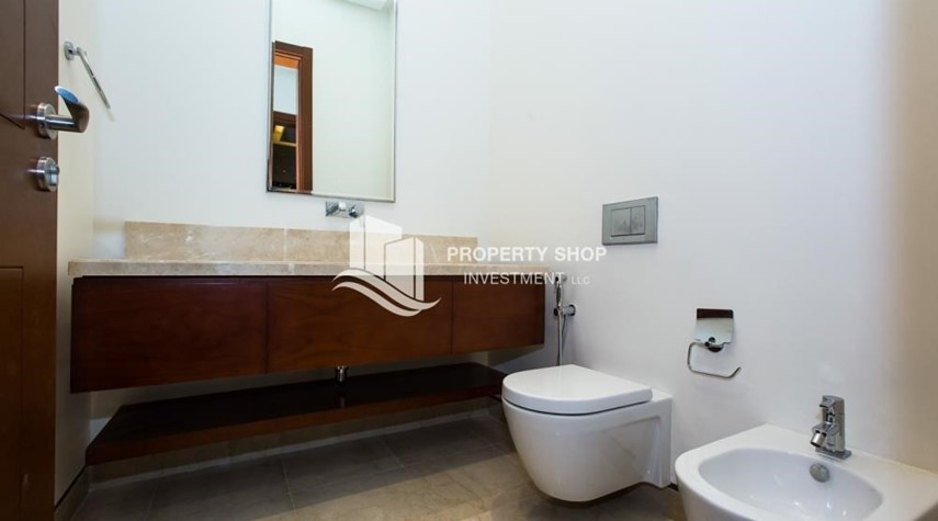 Bathroom-Under construction! 7BR Villa with private pool and partial sea view.