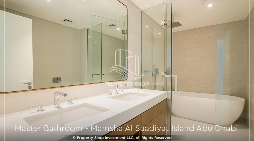 Bathroom-1br loft in a beach front community. book now!