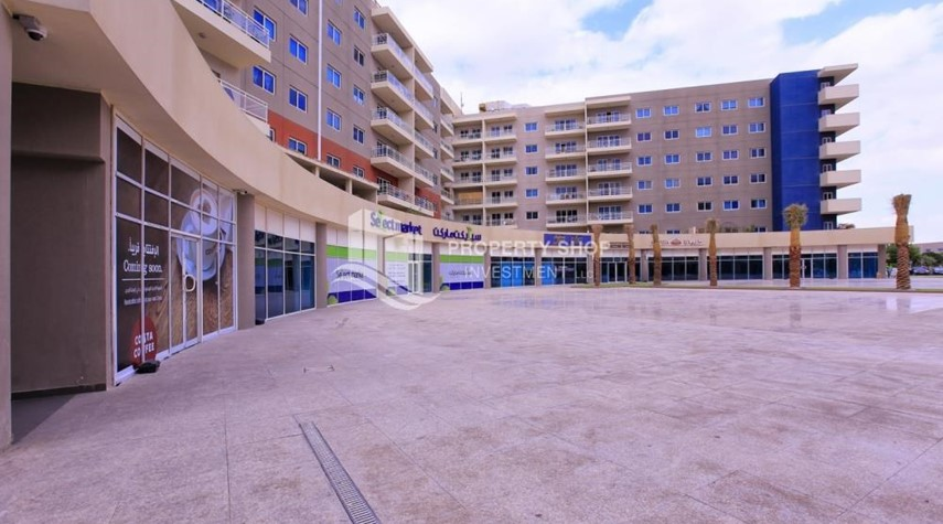 Community-2BR in Alreef Downtown available for sale!!