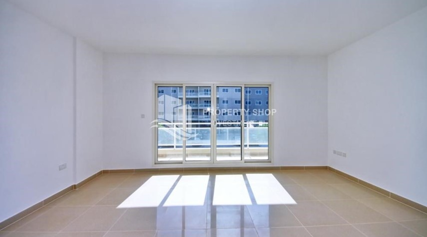 Living Room-2BR in Alreef Downtown available for sale!!