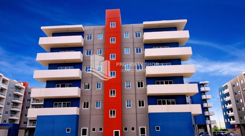 Property-2BR in Alreef Downtown available for sale!!