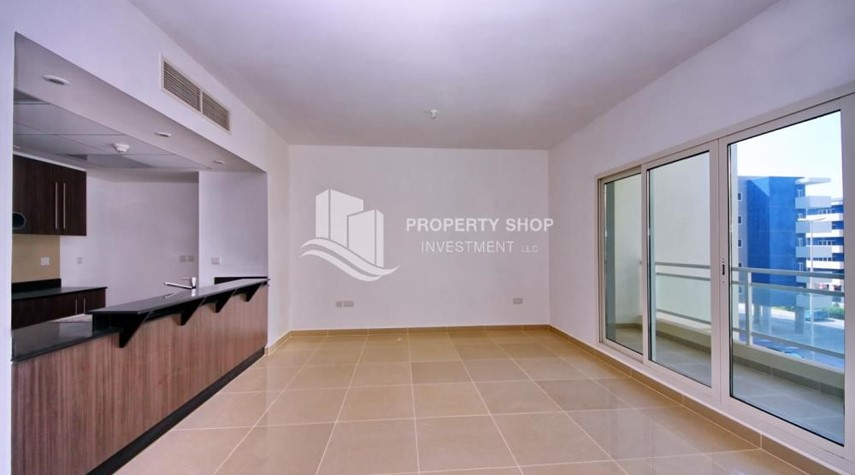 Dining Room-Ideal 1 Bedroom apartment in Al Reef DownTown