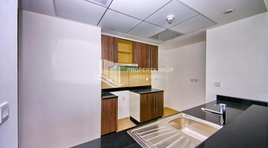 Kitchen-Ideal 1 Bedroom apartment in Al Reef DownTown