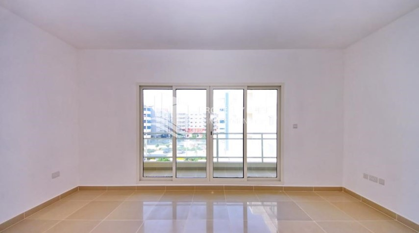 Living Room-Ideal 1 Bedroom apartment in Al Reef DownTown