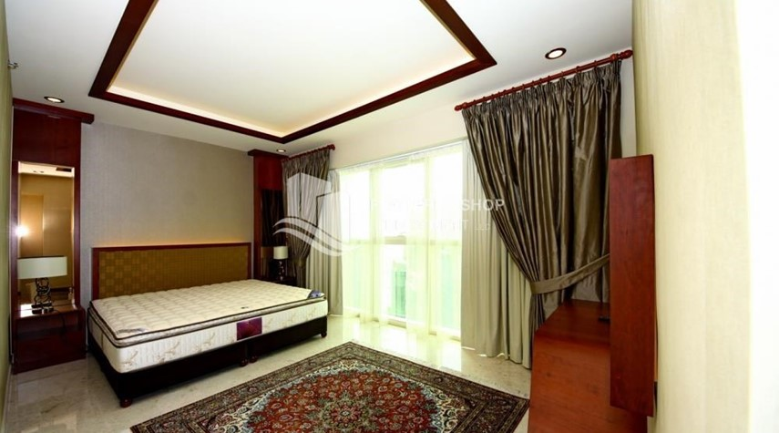 Bedroom-Spacious 3+Maids Room Apt with stunning views