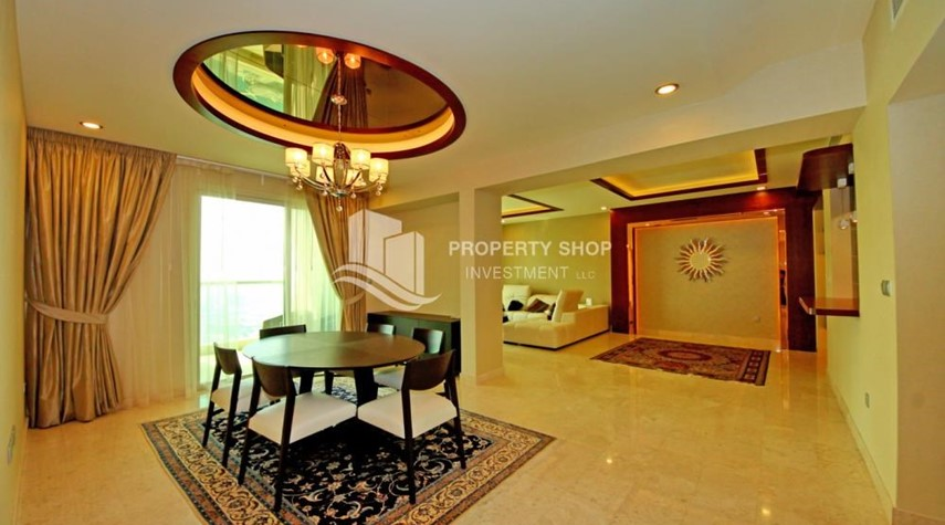 Dining Room-Spacious 3+Maids Room Apt with stunning views