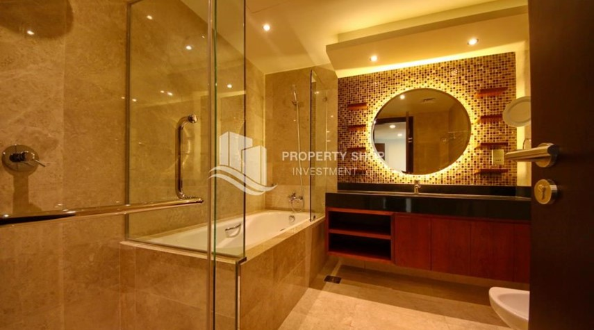 Master Bathroom-Spacious 3+Maids Room Apt with stunning views
