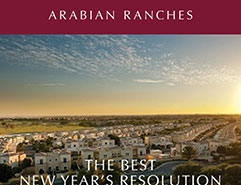 The Best New Year's Resolution - Arabian Ranches