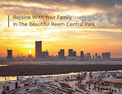 Start your new journey at Park View Al Reem