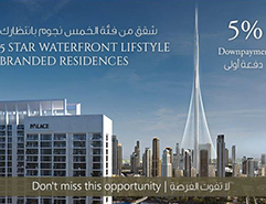 Five Star Waterfront Lifestyle Branded Residences