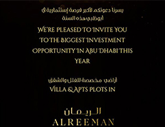 For All Nationalities! Residential & Commercial Plots In Abu Dhabi (VIP)