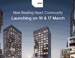 New Beating Heart Community in Reem Island Launching On 16  17 March