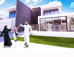 ALDAR Properties owns the most luxurious villas in Jawahar Al Saadiyat at a first step ..