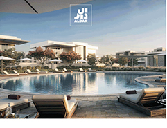 For the first time own a residential land on Saadiyat Island with a down payment of 5%. Available to all nationalities