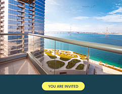 Meet us Tomorrow for Open House To Discover Hottest 2 3BR Sea View Apartments in Al Reem Island