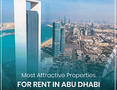Planning To Move ? A New Properties For You To Rent In Abu Dhabi