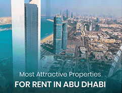We found For You The Best Properties For Rent In Abu Dhabi City.