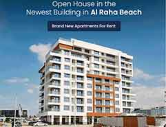 Join our open house this Saturday to discover brand new apartments for rent