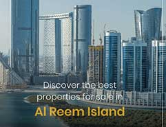Discover Our Best Properties For Sale In Al Reem Island