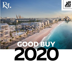 Good Bye 2020 ! Discover last offer from Aldar properties for 2020
