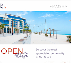 You are invited on Saturday 23 January from 10 am to 6 pm to discover the secrets of Mamsha Al Saadiyat