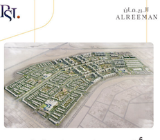 Own a commercial and investment land in Al Shamkha and get high financial returns