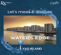 Meet us in Yas Island for VIP tour in Brand new apartments